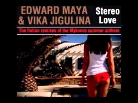 Edward Maya & Vika Jigulina  Stereo Love Molella Extended Remix
