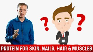The 6 Causes of Skin, Nails, Hair & Muscles Problems