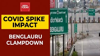 Sec 144 To Be Imposed In Bengaluru From Today Amid Spike In COVID Cases | Breaking News