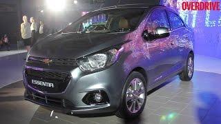 2016 Auto Expo_ Chevrolet Essentia to rival compact sedans