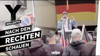 Erdogan-Anhänger und die Gegendemo der Nazis in Köln