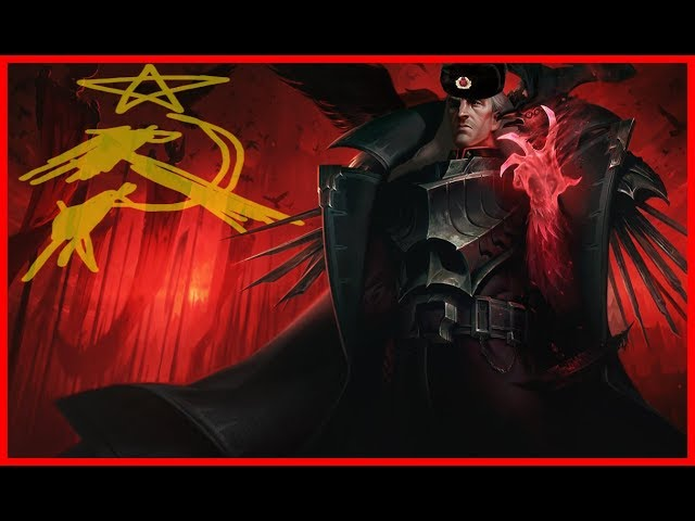 Swain Rework - The Grand Memeral