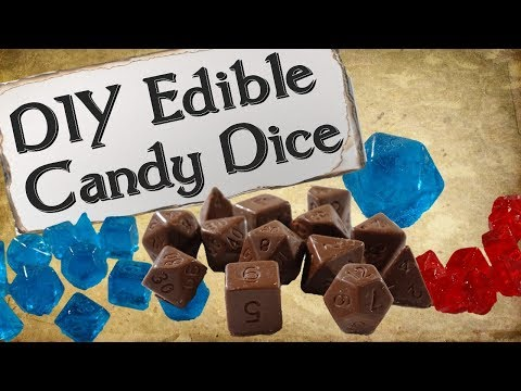Rollin' With Rybonator: Candy Dice from Critical Role