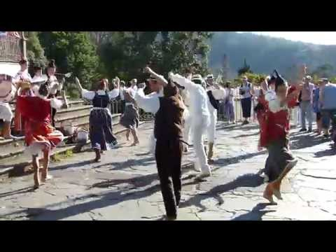Madeira`s traditional music and folklore dances