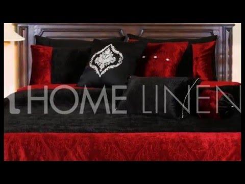 13bebc8609 Nishat LInen Home Linen - Bridal Bed Sets Collecion of 2016 - YouTube
