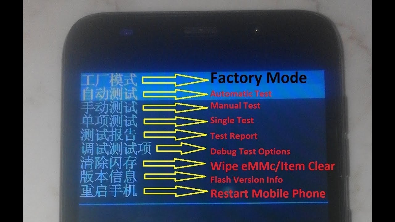 Download How To Factory Reset A China Android Phone With