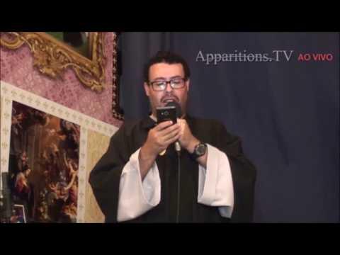Testemunho de várias graças alcançadas pelo Sr MARCELINO NOGUEIRA DE MORAES-Aparições de Jacareí-SP