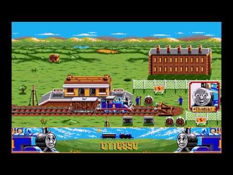 Longplay: Thomas the Tank Engine & Friends (1992) [MS-DOS]