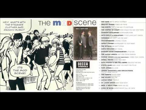 THE MOD SCENE