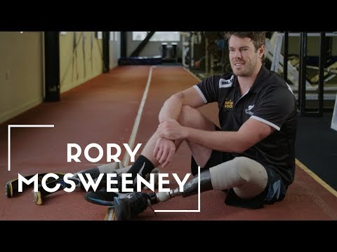Meet Our Paralympians: Rory McSweeney