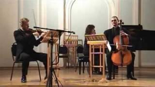 Schubert - Piano Trio e Flat Andante con moto