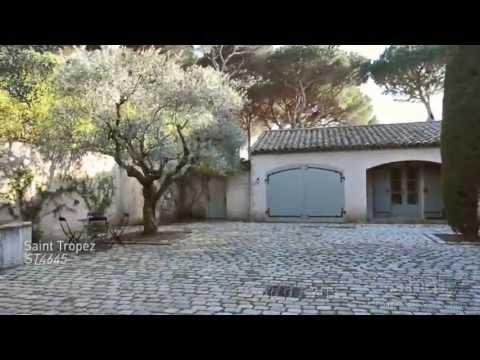 Superb Property in Saint Tropez/Superbe Propriété de luxe Saint Tropez