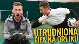 UTRUDNIONA FIFA NA ORLIKU Z LACHEM!