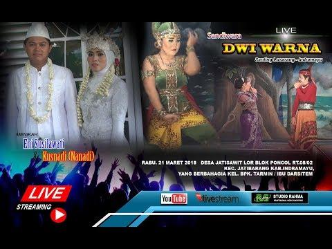 Live | Sandiwara DWI WARNA | Desa Jatisawit Lor Blok Poncol