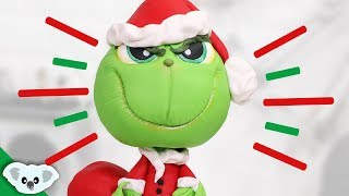 GRINCH CAKE! | Christmas and Holiday Cake Ideas | Koalipops