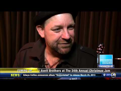 Kristian Bush interviews at the famous Eddie's Attic