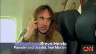 CNN Revealed: Iron Maiden 2008 part 1
