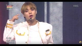 Music bank in berlin  - Wanna one - 뱅뱅뱅, 나야나 (Pick Me) 20181031
