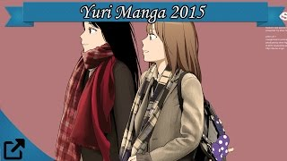 Top 10 Yuri Manga 2015 (All the Time)