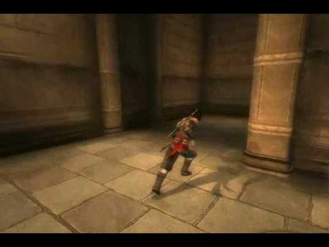 Prince of Persia Warrior Within Life Upgrade 3