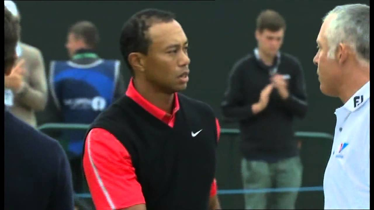 how did tiger woods and steve williams meet