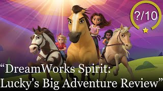DreamWorks Spirit: Lucky's Big Adventure Review [PS4, Switch, Xbox One, & PC] (Video Game Video Review)