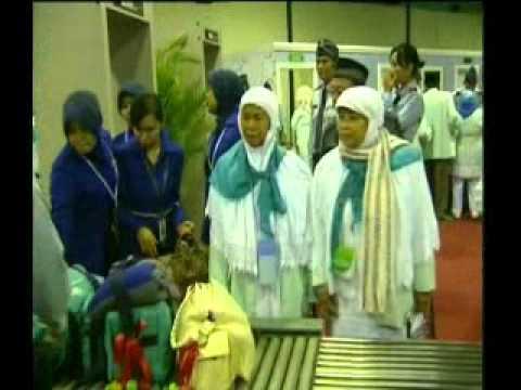 Panduan Haji [5]: Di Bandara (Indonesia)