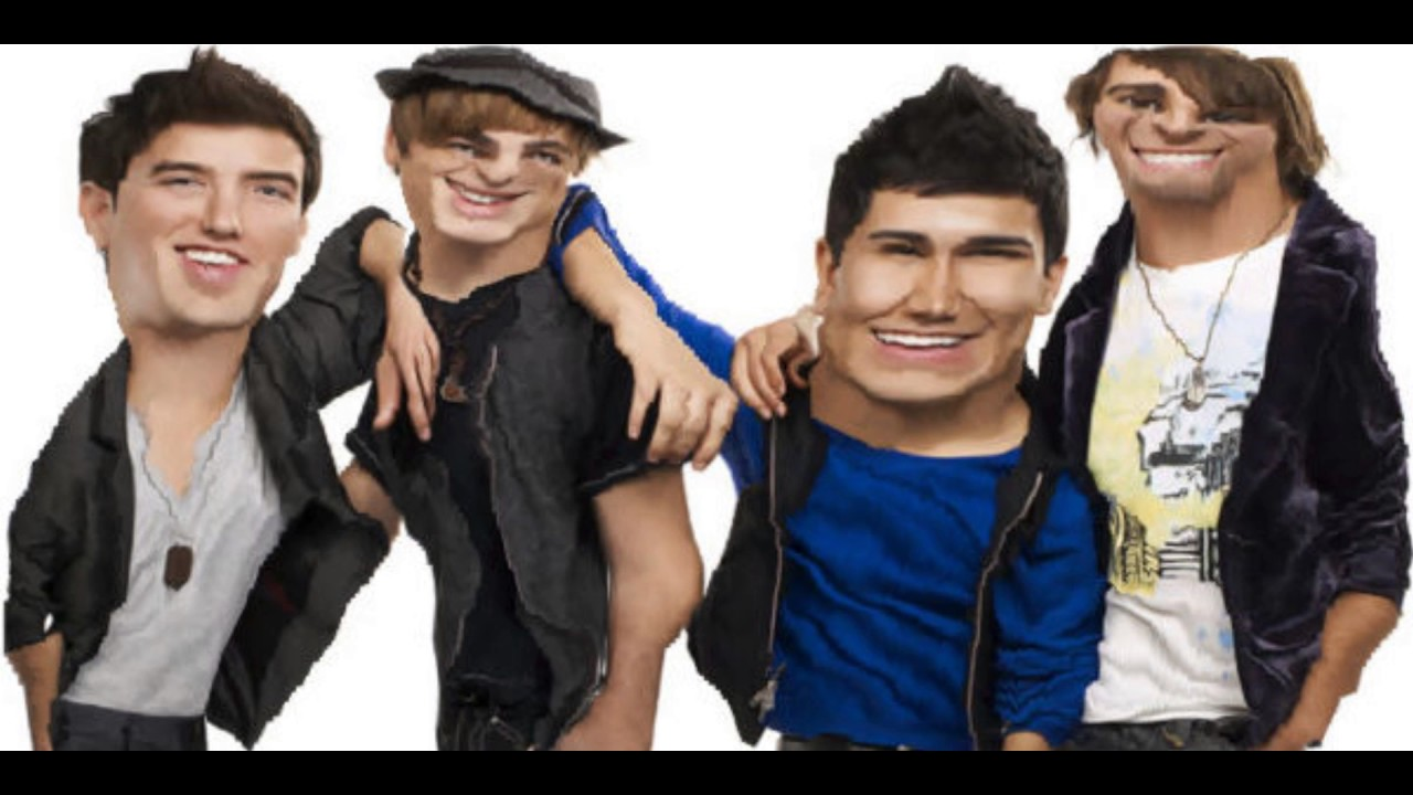 Who s Your Big Time Rush Date