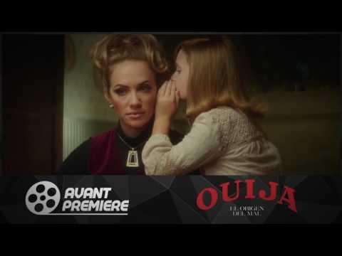 """""""OUIJA, EL ORIGEN DEL MAL""""   Avant Premiere Gamba"""