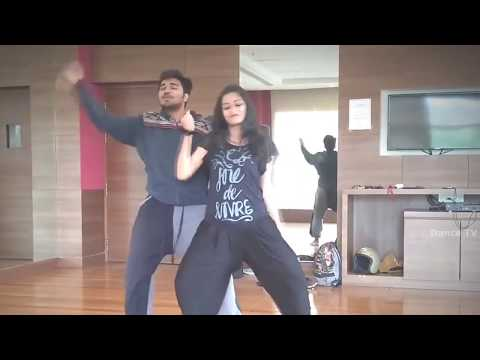 DJ Duvvada Jagannadham Songs   Gudilo Badilo Madilo song Dance Cover by Aparupa & Raviteja  