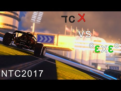 TC vs. EXE - NTC 2017 Group Stage - Trackmania Nations Forever