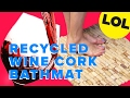 Wine Cork Bathmat