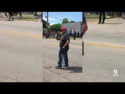 Videos show Bethel anti-BLM demonstrators using racial slurs, intimidating protesters