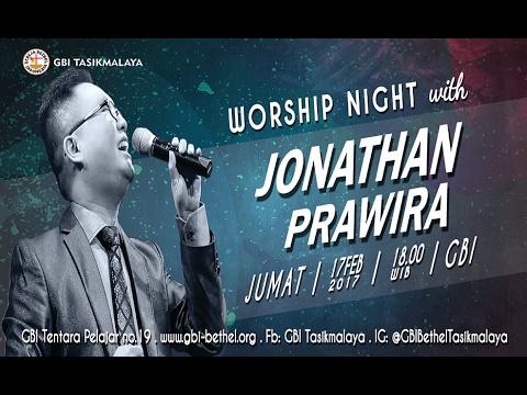 Worship Night Bersama Ev Jonathan Prawira