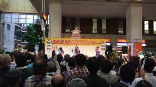 2015年10月11日に新潟・古町で行われた、古町どんどんでのライブ映像ダ...