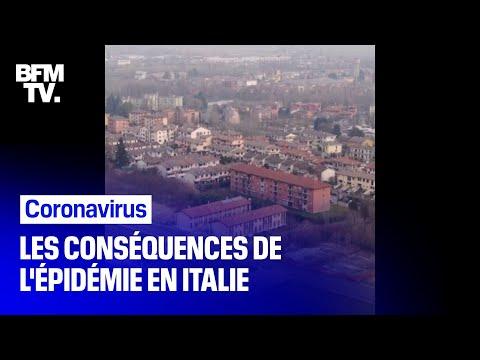 3 morts, 52.000 personnes en quarantaine... Les conséquences de l'épidémie de coronavirus en Italie