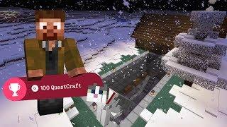 Nowy Przyjaciel i Magazyn! - QuestCraft - [12] (Xbox One) [1035G]