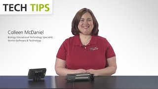 Vernier Go Wireless® Heart Rate with LabQuest 2 - Tech Tips with Vernier