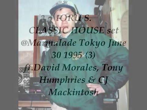 tORU S. classic House set@Marmalade June 30 1995 (3) ft.Tony Humphries & CJ Mackintosh