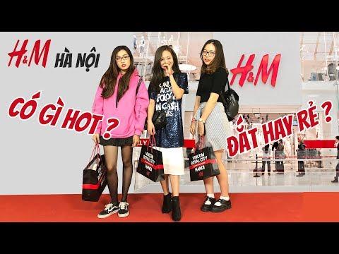 Đột nhập cửa hàng H&M Hà Nội trước ngày mở cửa 11/11 - Đồ đẹp, giá ổn