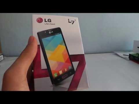 Lg Optimus L7 II P710 kicsomagoló videó | Tech2.hu