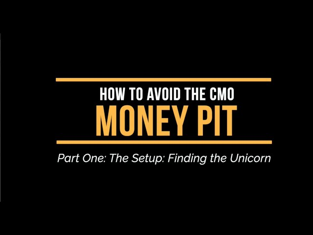 How to Avoid the CMO Money Pit