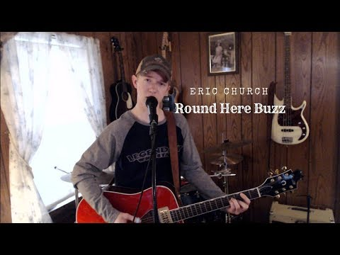 "Eric Church ""Round Here Buzz"" Cover By Isaac Cole"