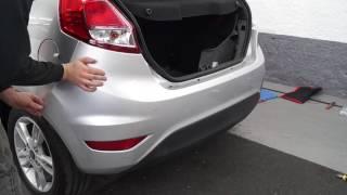 Rear Parking Sensor Installation
