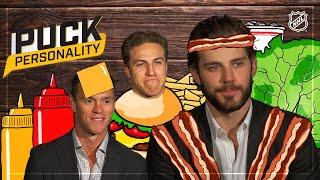NHL players give their top 3 favorite burger toppings