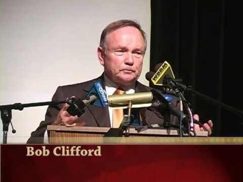 Bob Clifford, Sponsor Of STATIC Day