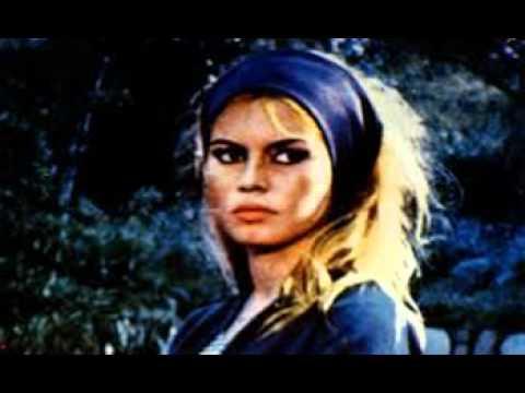 Musique film - Le mepris 1963 ( Brigitte Bardot ).