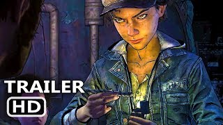PS4 - THE WALKING DEAD The Telltale Definitive Series Trailer (2019)
