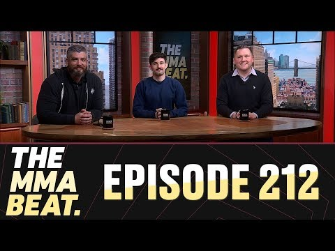 The MMA Beat Live - December 6, 2018