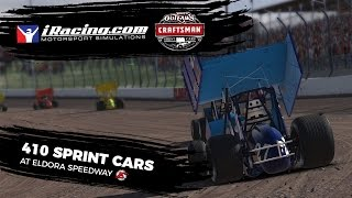 Available Now | World of Outlaws Craftsman Sprint Car Series on iRacing